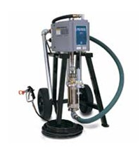 Pneumatic piston pumps and airless devices Premier