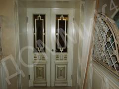 Door wooden