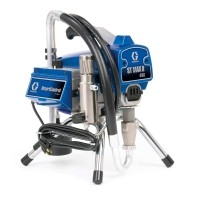 Professional airless electric ST MAX II sprays 495