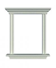 Window frame - option 8