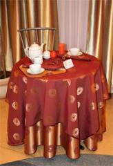 Белье столовое для ресторанов,  кафе