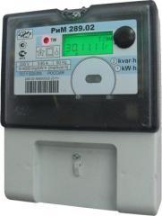 Счетчик электрической энергии однофазный РиМ-289