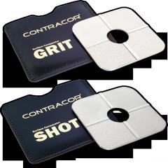 Эталоны шероховатости поверхности GRIT, SHOT