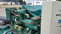 Diesel generator, Power plant, Generator
