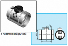 IKDK throttle valve