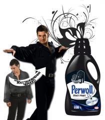 Perwoll Black Magic с эффектом восстановления черного