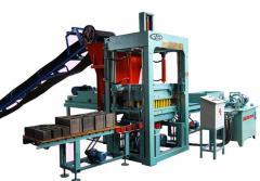 Оборудование для производства шлакоблоков модель