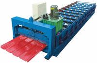 Станок для производства профнастила Модель: V-910