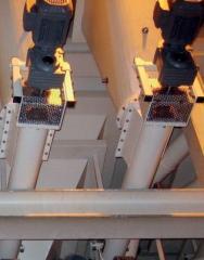 Industrial shnekovy conveyors