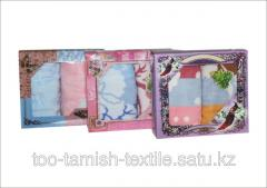 Gift Luxury set set (2 front towels)