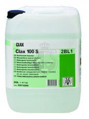 Жидкое вспомогающее средство для выведение жирных пятен CLAX 100S BL 4.9KG