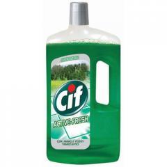 Моющее средство на аммиачной основе CIF PROF OKSI-JEL AMONYAKLI 5 kg