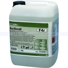 Detergent for floor on alkaline basis of TASKI JD