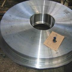 Forging of steel 20 45 40X 09G2S GOST 8479-70