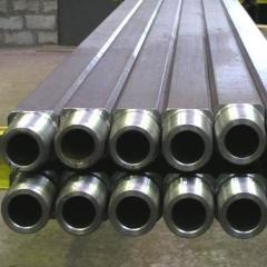 Drill pipe of 42 - 168 mm of GOST 631-75 P