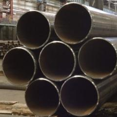 Pipe of the main 159 - 820 mm 08kp 09G2S 45 GOST