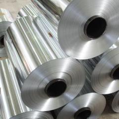 Лента алюминиевая толщина 0,25 - 10,5 мм ширина 40
