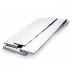 Шина алюминиевая толщиной 3 - 110 мм шириной 10 -