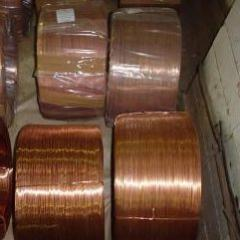 Wire of copper 0,2 - 10 mm of MT M1 MML state