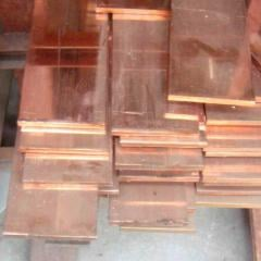 Tire of copper 4 - 30 mm of M1 M0 of GOST 434-78