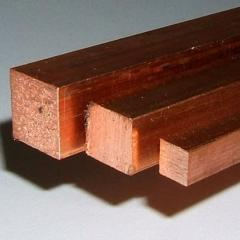 Square of copper 3 - 150 mm of M1 of M3 of Sq.m of