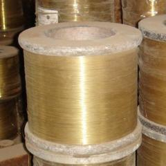Wire of brass 0,56 - 12 mm of L63