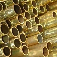 Pipe of brass 1,2 - 200 mm L63 L68