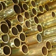 Pipe of brass 1,2 - 200 mm L63 L68