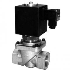 Valve electromagnetic normally closed