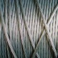 Канат стальной одинарной свивки 0,65 - 119 мм ГОСТ