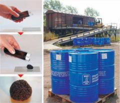Additive adhesive BP-3M to road oil asphalts
