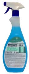 Моющее средство для стекла Brilliant Prof.750 ml