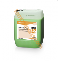 Жидкое мыло с дезинфектантом Diversey - Soft Care LEVER PLUS H400 20.6 KG