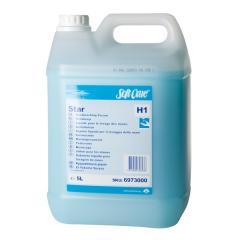 Жидкое мыло голубое Soft Care Lever Star 5.2 KG
