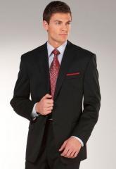 Suit man's