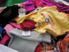 Clothes Mix Canada cream detsk.