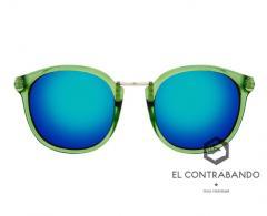 Очки Зеркальные солнцезащитные очки с D?образной