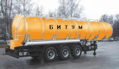 Битумы нефтяные дорожные БНД 60/90, БНД 90/130