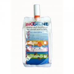 Освежитель унитаза 600мл Biogiene Orange 600ml HV 202431