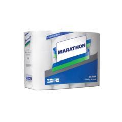 Туалетная бумага Marathon Extra белая