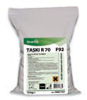 Means for removal of limy deposits and Taski R70