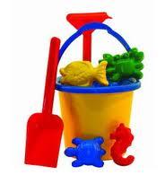 Игрушки для песка и воды