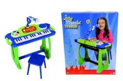 Детский Синтезатор на подставке