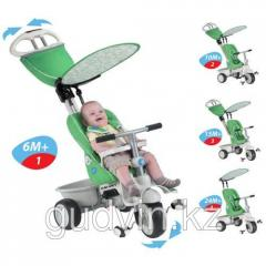 Велосипед Smart Trike Recliner 4 в 1 (Green Gray)