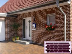 Panel front Fineber Brick Series