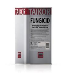 Fungicide impregnation of TAIKOR FUNGICID