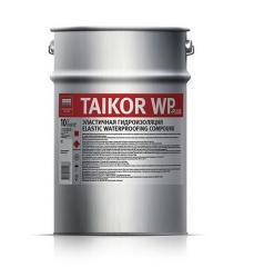 Elastic waterproofing of TAIKOR WP-plus