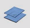 Napkins microfibre for glasses and smooth surfaces