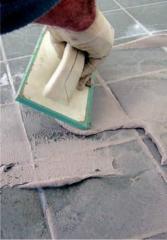 Rubber palette Mapei