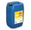 Neutral cleaner of fat, rust and other pollution
